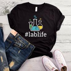 Funny, Fashion, labtshirt, Cotton T Shirt