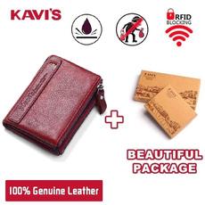 Mini, miniwallet, Wallet, genuine leather