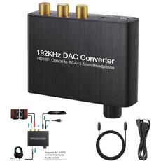 digitaltoanalogaudiodecoder, digitalaudioconverter, dacconverter, Converter