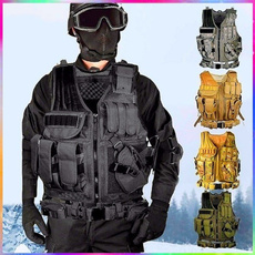 Vest, assaultvest, tacticalvest, Hiking