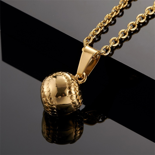 Necklaces Pendants, Chain, Stainless Steel, Fashion Accessory