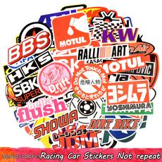 Car Sticker, Laptop, luggagesticker, Bicycle