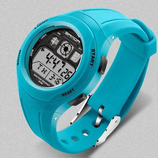 Fashion, led, fashion watches, Watch