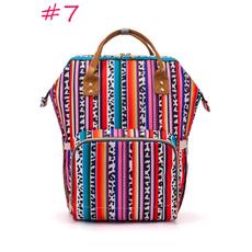 Shoulder Bags, diapershoulderbackpack, stripeleoparddiaperbag, serapediaperbag