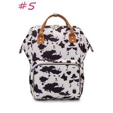 cowdiaperbag, cow, Bags, zippers
