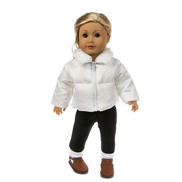 whitesuit, Gifts, doll, toyaccessorie
