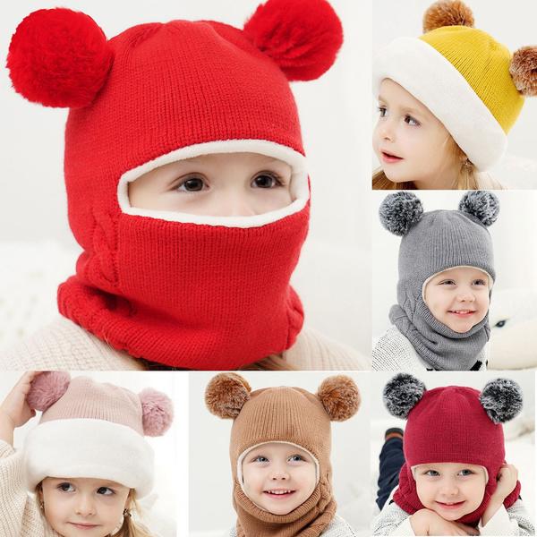 hooded, Winter, Boys Fashion, Cap