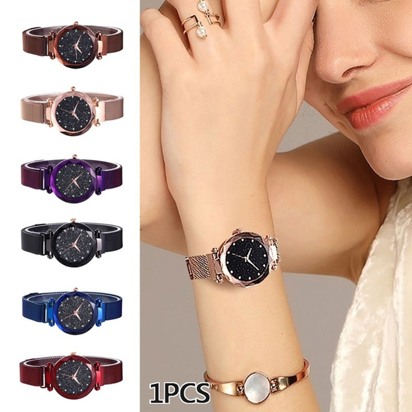 DIAMOND, relojdemujer, Waterproof Watch, jeweleryampwatche