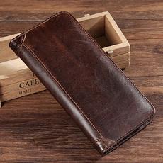 leather wallet, leather purse, Men's Fashion, handbags purse