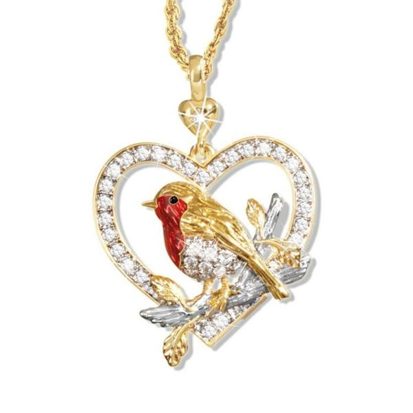 Jewelry, perfumenecklace, essentialoildiffusernecklace, sparrow