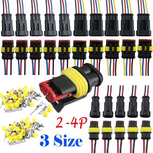 Plug, wireconnectorplug, Pins, Waterproof
