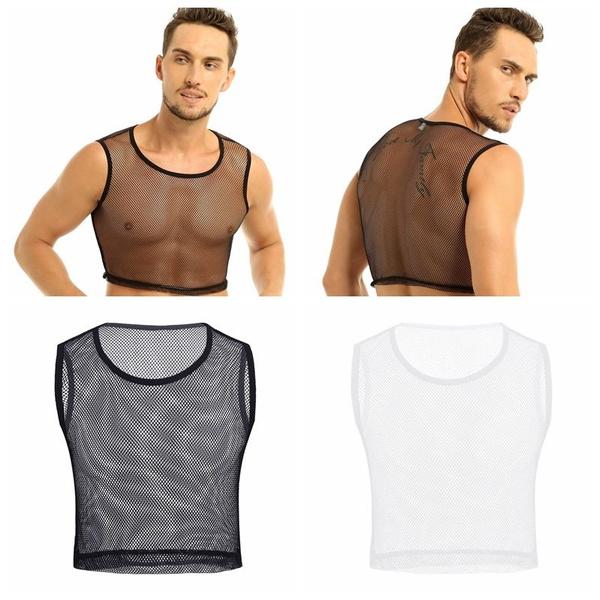 musclecroptop, Design, Fashion, Tank