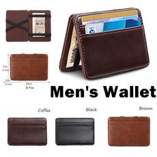 case, leather wallet, Magic, foldingwallet