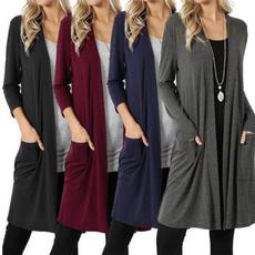 Jacket, Woman, Long Sleeve, Coat