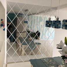 DIAMOND, Wall Art, Home Decor, house