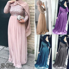 Plus Size, chiffon, Dress, Formal Dress