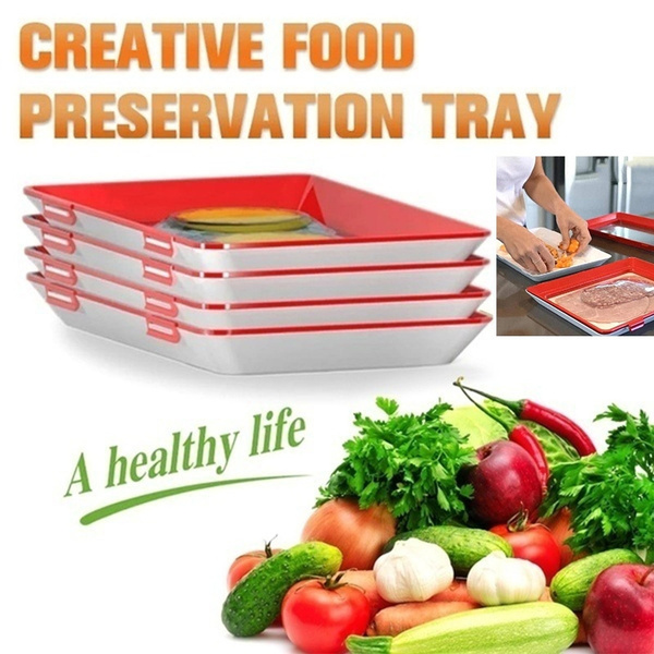 Kitchen & Dining, foodpreservationtray, Healthy, Tool