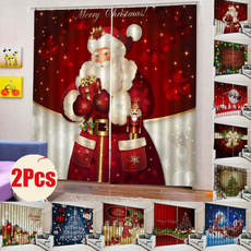 decoration, christmascurtain, Door, Home Decor