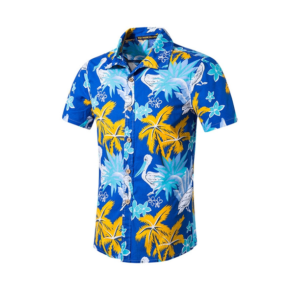 Fashion, beachshirt, Print, fashion shirt