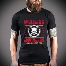 Fashion, engineersneedherostoo, welderstshirt, heroshirt