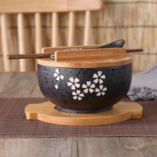 Wooden, Ceramic, Bowls, saladbowl