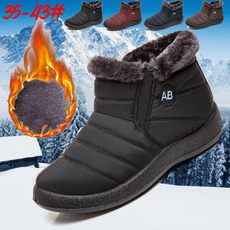 casual shoes, Cotton, Winter, Womens Shoes