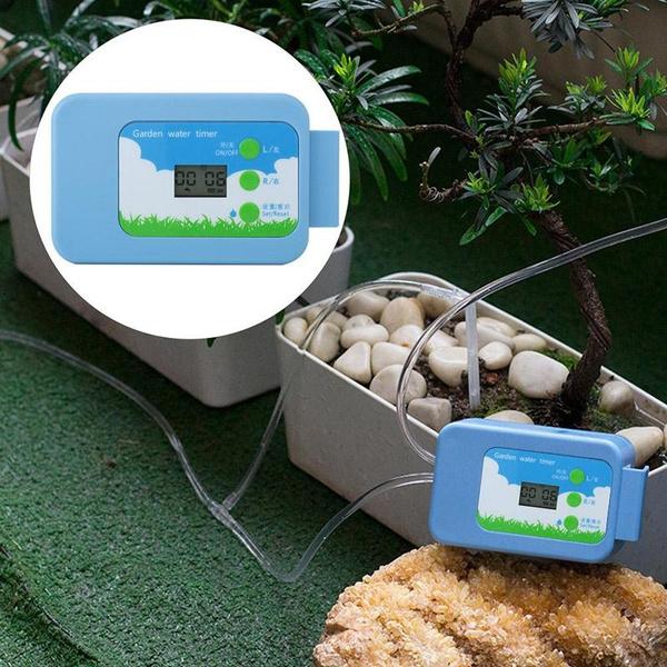 Mini, Plants, irrigationsystem, irrigationcontroller