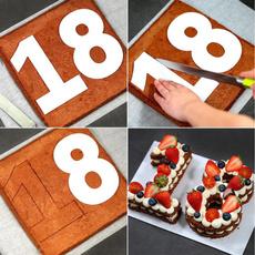 decoration, birthdaycake, Baking, dessertdecorator
