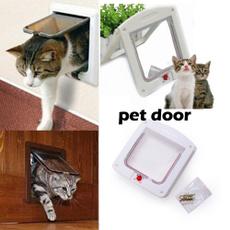 catwindow, Door, Home Decor, Pets