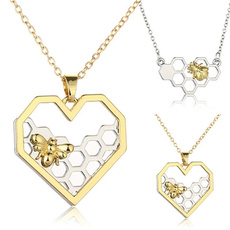 Pendant, Heart, Jewelry, Gifts