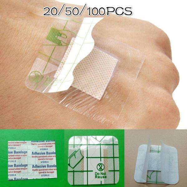 Waterproof, puwoundsticker, Stickers, adhesivewoundsticker