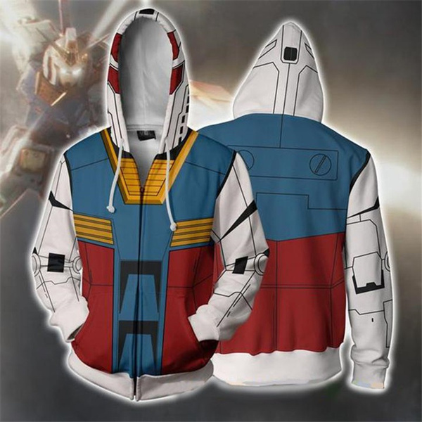Fashion, Cosplay Costume, cartoonhoodie, Costume