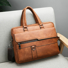 Totes, business bag, leather bag, Laptop