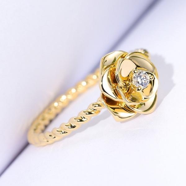 goldringsforwomen, girlsring, gold, 18k gold ring