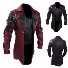 Goth, Fashion, Winter, leather