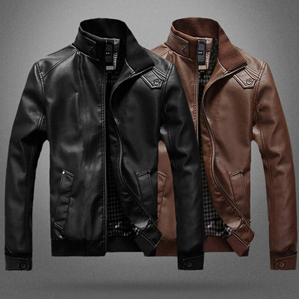 Casual Jackets, leatherovercoat, coatsampjacket, leather