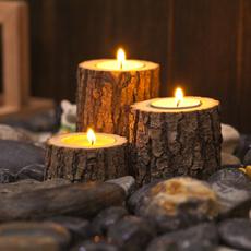 Handmade, Plantas, Wooden, succulentplantsdecor