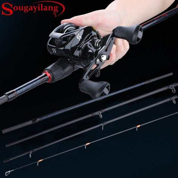 baitcastingreel, Fishing Tackle, fishinggear, fishingrodset