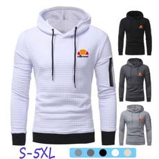hoodiesformen, ellesseellmen, hooded, Shirt