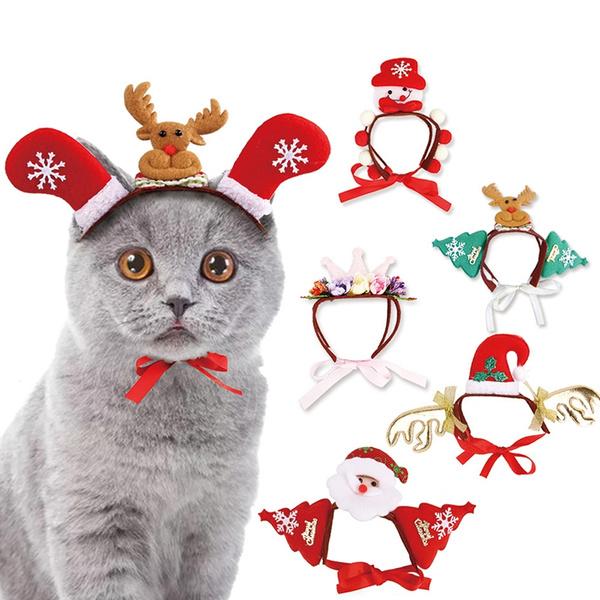 Funny, headdress, Christmas, cute