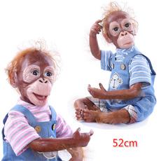 monkeydoll, rebornmonkey, simulationmonkey, Toy
