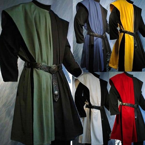 Vest, Fashion, Medieval, long shirt