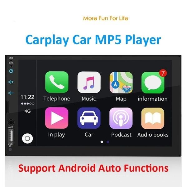 mp5carplayer, autocarradio, carstereo, Apple