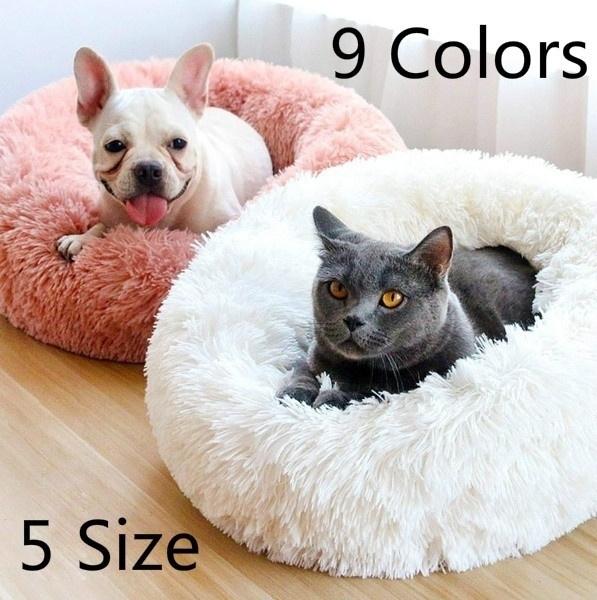 warmdogbed, donutdogbed, Cushions, Pet Bed