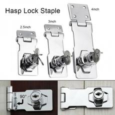Steel, hasplockstaple, Keys, homesecurity