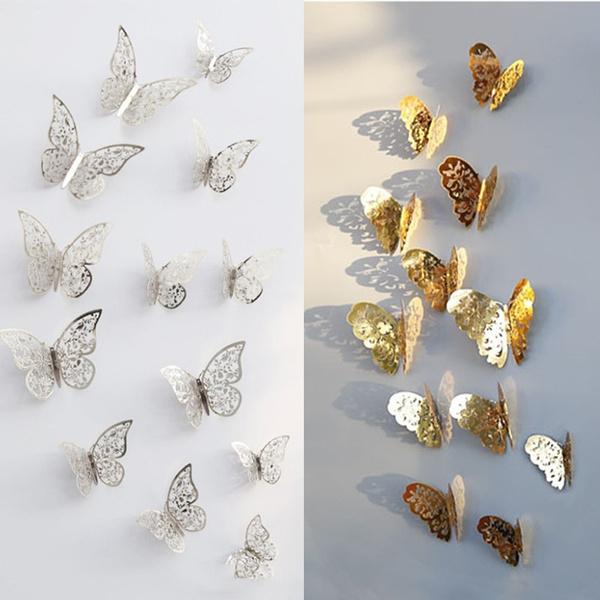 butterfly, Decor, Fashion, art