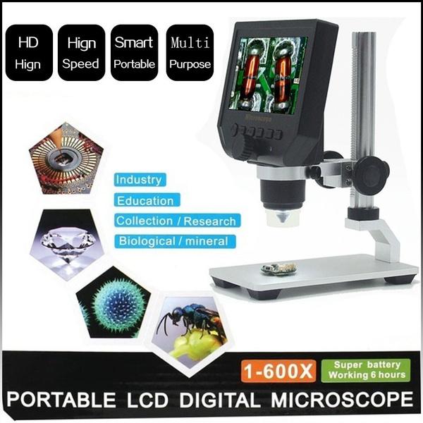 portablemicroscope, scientific, Mobile, 600xmicroscope