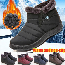 Cotton, Winter, Waterproof, Handmade