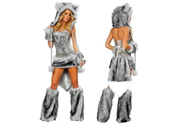 Furry Costume Female