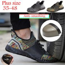 Steel, safetyshoe, Sneakers, Outdoor